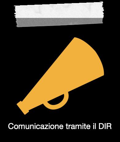 Comunicazione con il DIR